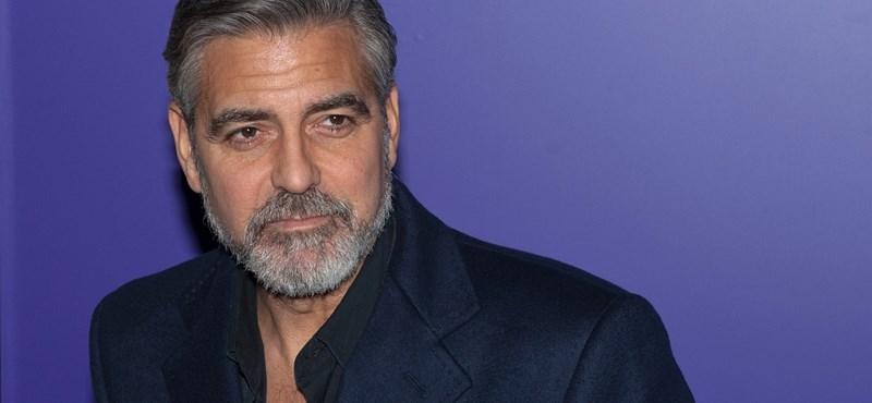 Megszólalt a sofőr, aki elütötte George Clooney-t