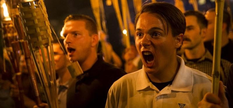 A Ku Klux Klan exvezére figyelmeztette Trumpot