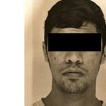 Kamera is rögzítette, ahogyan az afgán férfi követi a mosdóba az áldozatát