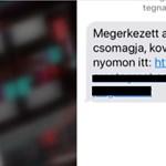 Van olyan magyar, akinek több millió forint tűnt el a bankszámlájáról a csomagküldős sms miatt