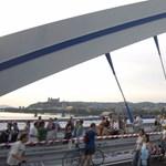 Még durvábban átrajzolnák Pozsony Duna-parti látképét, mint Budapestét - látványterv