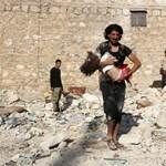 Az évtized legnagyobb mészárszékévé válhat most Aleppó