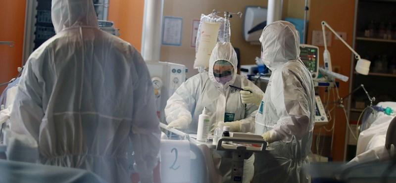 500-600 ezer olasz koronavírus-fertőzött lehet valójában