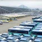 Nem újévi tréfa: Kína Sencsen mind a 16 359 buszát elektromosra cseréli