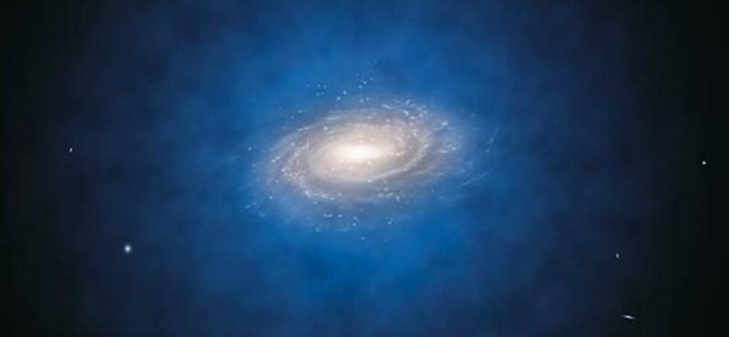 Zavarba ejtette a tudósokat: egy különleges, sötét anyag nélküli galaxisra bukkantak a csillagászok