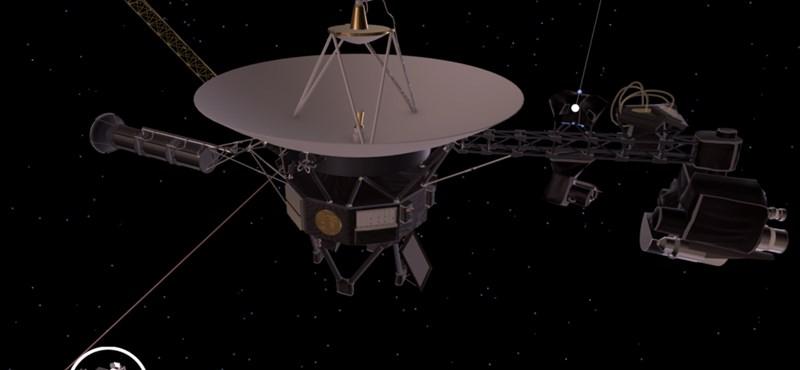 Lekapcsoltak egy fontos egységet a Voyager-2-nél, de még így is simán működik