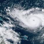 Dorian észak felé araszol, Florida, Georgia és Karolina veszélyben