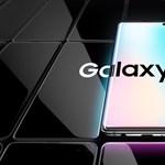 Emeli a tétet a Samsung: egy egész tévéműsort az új Galaxy S10-zel forgatnak le