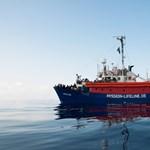 Olaszország nem kér a menekültekből