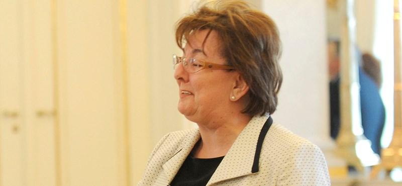 Meghalt Vojnik Mária, az egykori MSZP-kormány egészségügyi államtitkára