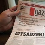 Betelt a pohár az egyik nagy lengyel napilapnál, szolidaritásra szólítanak fel