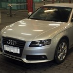 Ez az Angliában lopott Audi már nem megy tovább kelet felé – fotó
