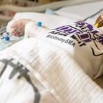 Megkapta az életmentő kezelést az SMA-s kislány, Lili