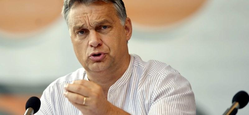 Trump kezdhet reszketni: Orbán támogatja