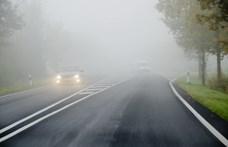 Ködbe borul Nyugat-Magyarország
