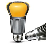 Csak 20 évente kell cserélni az újfajta villanyégőt
