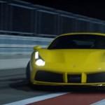 Ez egy jó árukapcsolás, egy Ferrari 488 GTB és Barcelona - videó
