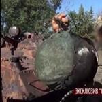 Új bizonyítékok az orosz hadsereg részvételére az ukrajnai háborúban