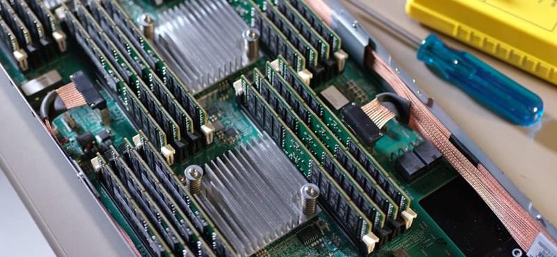 Megcsinálták a jövő számítógépét, néhány éven belül az okostelefonokba is bekerülhet