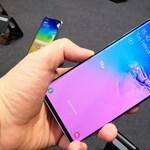 Nincs most ennél jobb: A+ besorolást kapott a Samsung Galaxy S10 képernyője