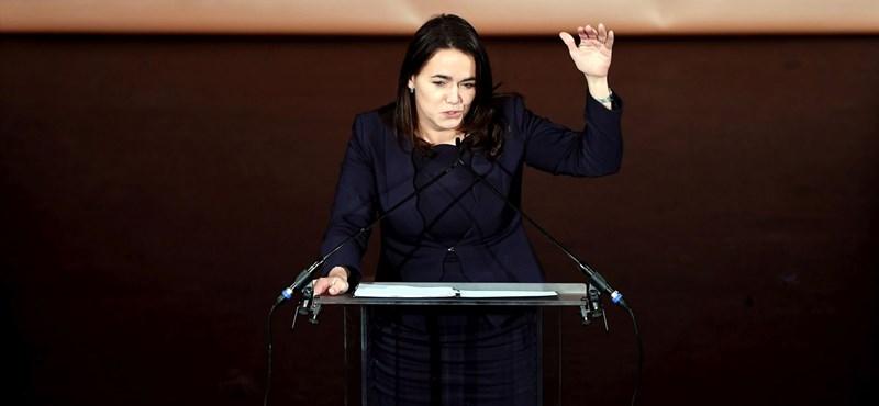 38 millióval támogat a kormány egy konzervatív nemzetközi szervezettel való együttműködést, aminek az elnöke Novák Katalin