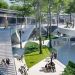 Elképesztő iskola épülhet Debrecenben