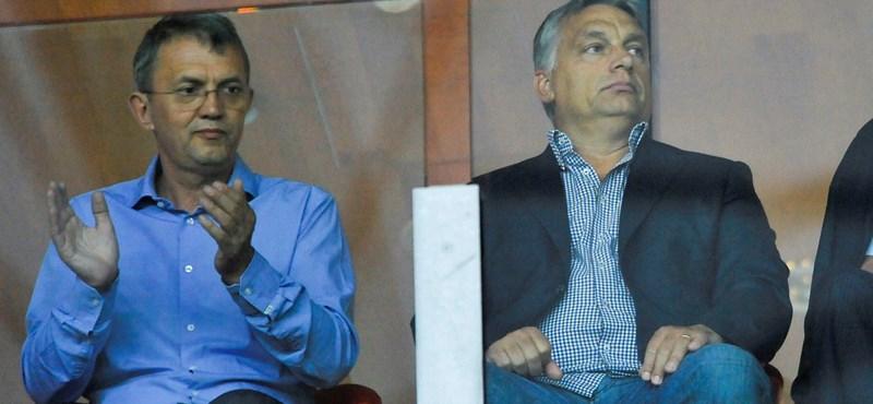 Garancsié az év vállalata, Orbántól vehette át a díjat