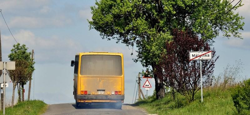 Egy sem készült el határidőre a 180 darab nemzeti csuklós buszból