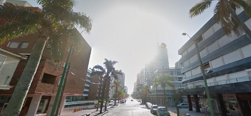 Magyar férfira csaptak le az uruguayi tengerparton