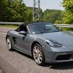 Felturbózott élvezetek – szerpentinen teszteltük a Porsche újdonságait
