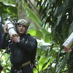 Nézze meg, mi zajlik mentéskor a thaiföldi barlangban
