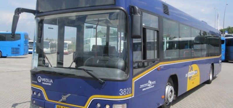 Fotók: hamarosan ilyen BKV-buszokkal utazhatunk