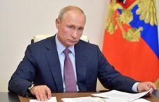 Putyin elrendelte a tömeges oltást Oroszországban
