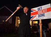 Brexit: Boris Johnson aláírta a kilépési megállapodást