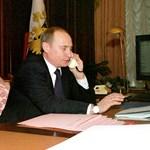 Putyin váratlanul megjelent Damaszkuszban