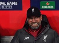 Hosszabbított edzőjével a Liverpool