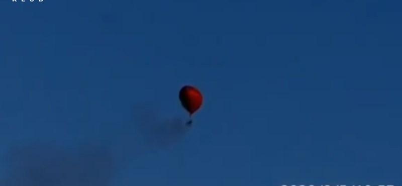 Megsérült gázvezeték okozhatta váli hőlégballon-tragédiát