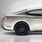 Nagyon menő lett a négyajtós Ford Mustang – videón, ahogy készült