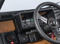 Limitált kiadású és elektromos ez a retró Fiat Panda 4x4