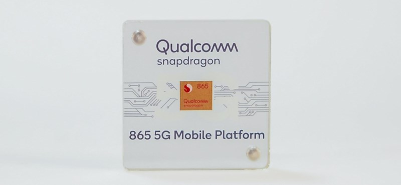 Megnézték, mire képes a Qualcomm új csúcsprocesszora, a Snapdragon 865