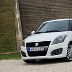 Suzuki Swift Sport teszt: szereti, ha kínozzák