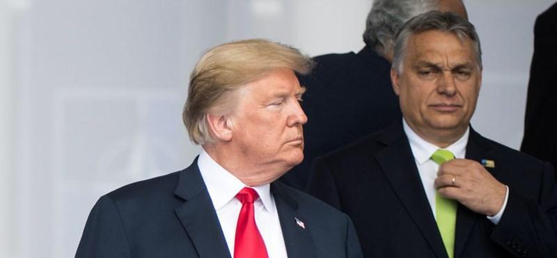 Balekot csinál Orbán Trumpból, vagy fejmosást kap és üzletet köt?