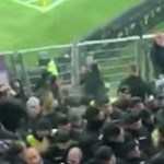 Verekedés a Vidi–Újpest-meccsen: eljárást indított a rendőrség