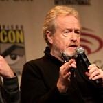 """""""Minden amit privátban csinálsz, nem az én bizniszem"""" - a Kevin Spacey-botrányról nyilatkozott a sztárrendező, Ridley Scott"""