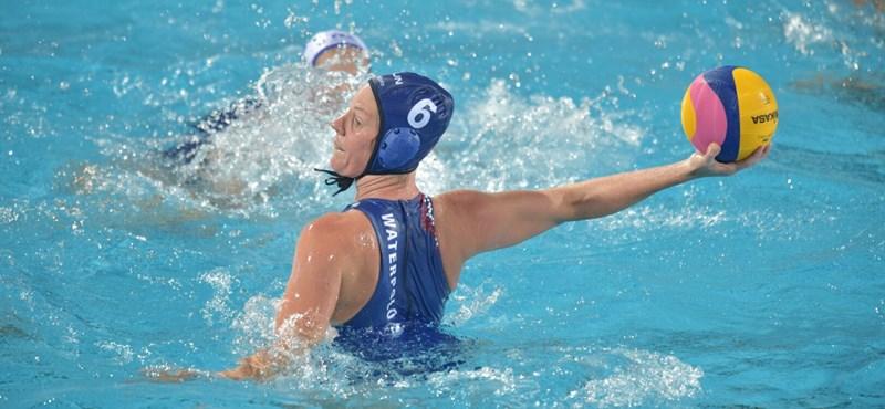 Ennyi gombóc nem létezik - 64-0-ra nyert a magyar női vízilabda-válogatott