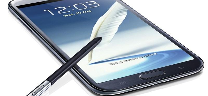 Új táblagép: 7 colos Galaxy Note-ot adhat ki a Samsung