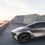 600 km-es hatótávval érkezhet a Nissan meglepetés e-autója