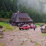 A Tátra szlovák oldalán is villám csapott turistákba