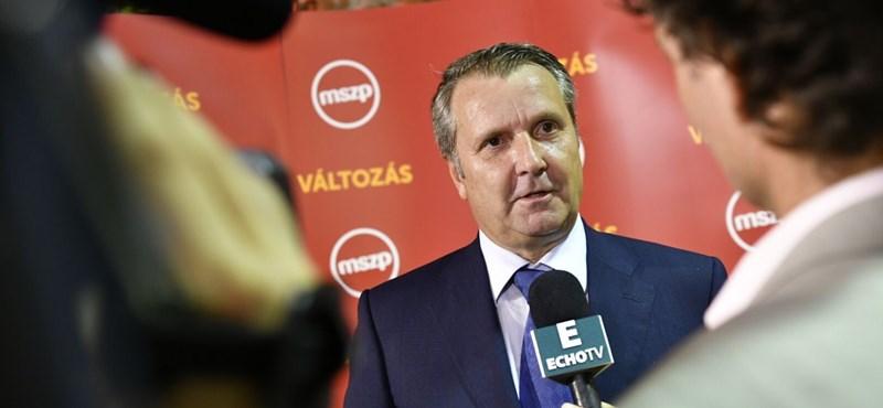 Az MSZP elnöke 2018-ban megpróbálkozik azzal, ami Vonának nem sikerült