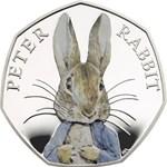 Nyúl Péter az első mesefigura, aki igazi pénzen szerepel